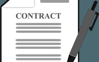 ¿La prórroga y  la renovación de un contrato son lo mismo?