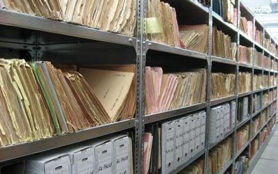 Archivo Único Notarial que se quiere implementar en Colombia.