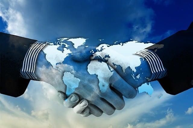 Las uniones temporales como forma de asociación comercial.