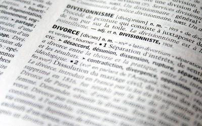 TRAMITES QUE SE GENERAN CON DIVORCIO Y CESACIÓN EFECTOS CIVILES