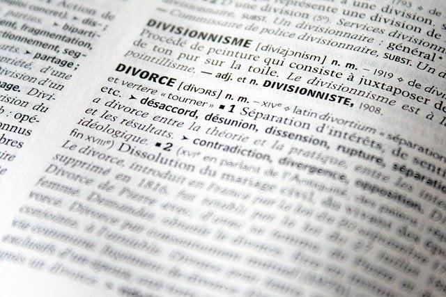 TRAMITES QUE SE GENERAN CON DIVORCIO Y CESACIÓN EFECTOS CIVILES PARTE II